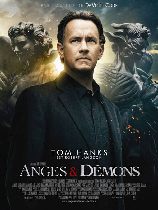 Angels &amp;amp; Demons Poster